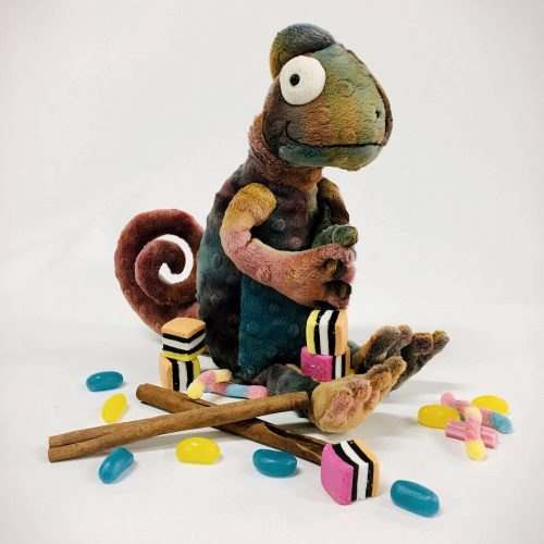 T2 Tea - Teapot - image jellycats-colin-chameleon-500x500 on https://bellafloralboutique.com.au