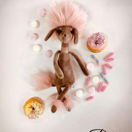 Palm Beach Soy Candle - image jellycats-penelope-poodle-500x500 on https://bellafloralboutique.com.au