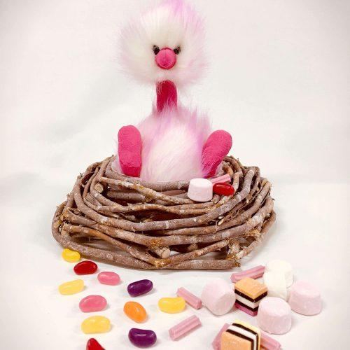 Palm Beach Soy Candle - image jellycats-rasberry-ripple-pompom-500x500 on https://bellafloralboutique.com.au